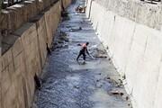 پاکسازی روزانه ۱۵۰۰تن زباله از نهرهای تهران