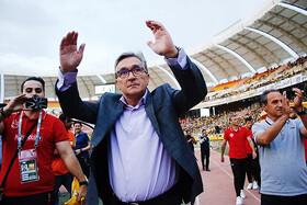 پیام خداحافظی برانکو خطاب به هواداران سرخ