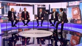 دور دوم رایگیری حزب محافظه کار برای انتخاب نخست وزیر جدید انگلیس