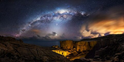 © Yifan Bai (China), Albany Milkyway