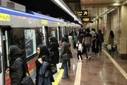 رویارویی خونین دو جوان در مترو مشهد