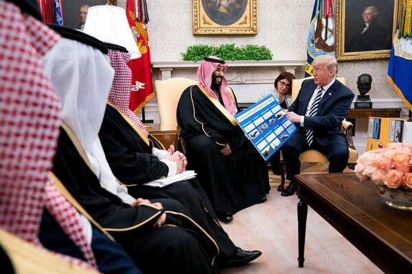 سنای آمریکا معامله ترامپ با سعودی ها را به هم زد