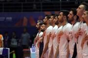 جدول لیگ ملتهای والیبال   تداوم صدرنشینی ایران