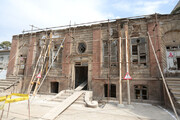 مرمت خانه ظهیرالاسلام تا پایان سال ۱۳۹۸