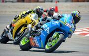 اولین مرحله مسابقات موتورسواری سرعت سال ۹۸ برگزار شد