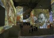 عکس روز: نمایشگاه ونگوگ