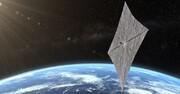اولین بادبان خورشیدی هفته آینده به فضا پرتاب میشود