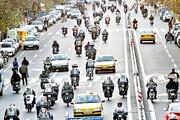 ۶.۵ میلیون موتورسیکلت سوار فاقد گواهینامه هستند