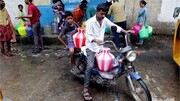 بیآبی در هند به شهرهای بزرگ رسید