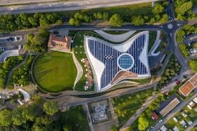 ساختمان جدید برای کمیته بینالمللی المپیک