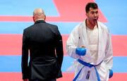 برنز لیگ جهانی کاراته کانادا بر گردن عباسعلی و گنجزاده