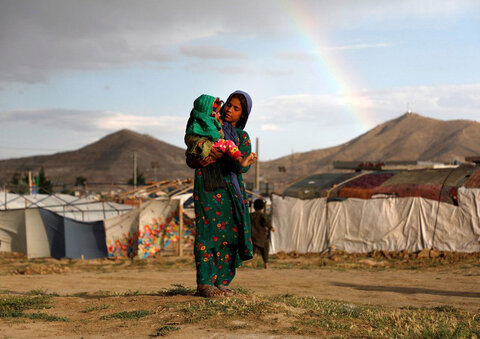 کابل - رنگین کمان