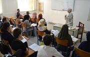 آغاز آموزش زبان فارسی در مقاطع ابتدایی در باکو