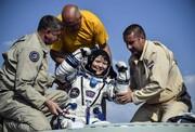 عکس روز: بازگشت به زمین