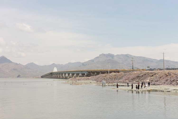 تبخیر، بلای جان دریاچه ارومیه