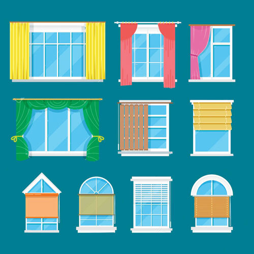 پنجرههای كوچهی پشتي