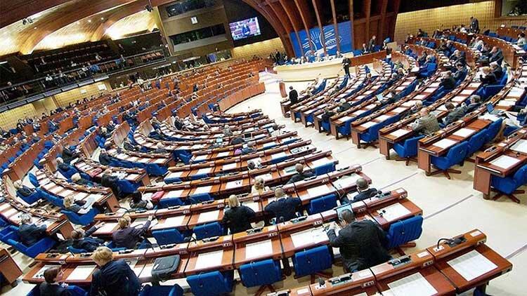 مجمع پارلماني شوراي اروپا