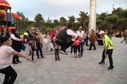جشنواره تابستانی در بوستانهای سرخهحصار و پیروزی