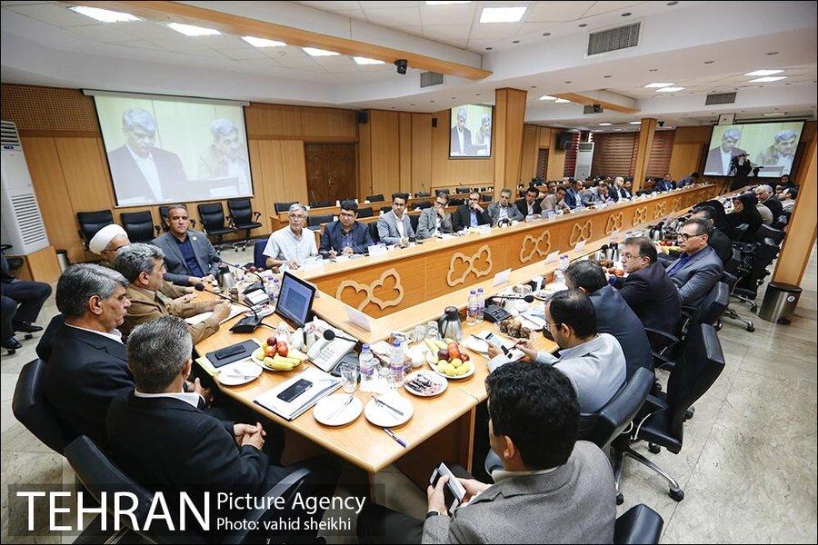 بیست و هشتمین نشست مدیران حقوقی کلانشهر ها