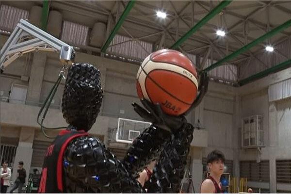 رکورد ربات بسکتبالیست در گینس ثبت شد
