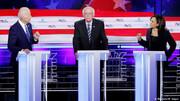دومین مناظره تلویزیونی کاندیداهای حزب دموکرات آمریکا