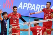 لیگ ملتهای والیبال | باز هم پیروزی ایران؛ این بار در برابر بلغارستان