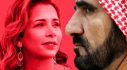 همسر امیر دوبی به لندن گریخته است