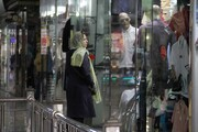 پایان خودنمایی پوشاک قاچاق در بازار اصفهان