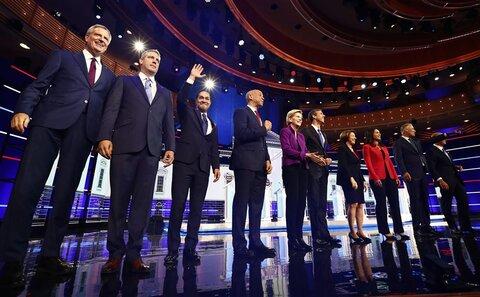 چهارسو   دمکراتها د رانتخابات آمریکا