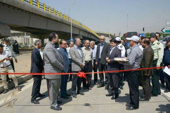 دسترسی به بزرگراه امام علی