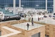 کتابخانه رویایی قطر با بیش از یک میلیون کتاب