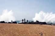 آب دریای عمان در سواحل چابهار شیرین میشود