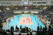 نیاز پایتخت والیبال آسیا به ورزشگاه ۱۲ هزار نفری