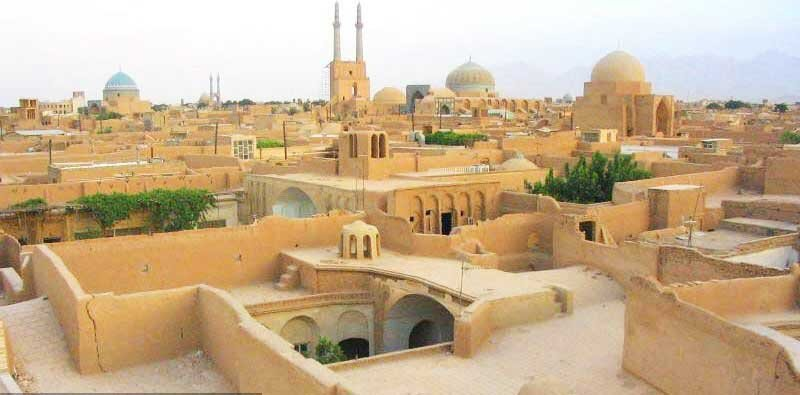 بافت تاریخی یزد نیازمند توجه مسئولان