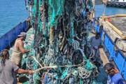 عملیات جمعآوری ۴۰ تُن زباله از اقیانوس آرام