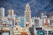 قیمت هر متر خانه در تهران ۹۶ درصد افزایش یافت |منطقه یک؛ متری ۲۸۰۰۰۰۰۰ تومان