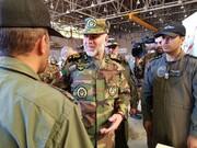فرمانده نزاجا: به هر حرکت دشمن قاطعانه پاسخ میدهیم