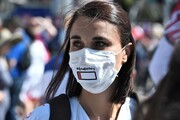 عکس روز: اعتراض در پاریس