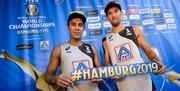 تاریخ سازی تیم والیبال ساحلی ایران در مسابقات جهانی