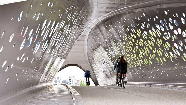 دوچرخه سواري در هلند