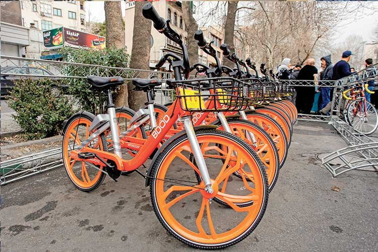 دوچرخه و آلودگي هوا