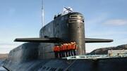 مرگ ۱۴ ملوان زبده روسیه در آتش سوزی زیردریایی