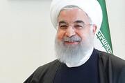 روحانی: این پیروزی برگ زرین دیگری بر افتخارات ورزشی کشور است