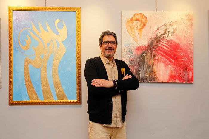 احمد کوچکیان-نقاش