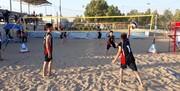 حریفان ایران در تور جهانی والیبال ساحلی دوستاره چین مشخص شدند