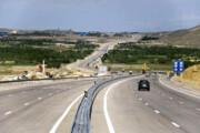 جاده ایلام - مهران تا اربعین زیر بار ترافیک میرود