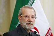 لاریجانی: درهایمان به روی سعودیها باز است | مذاکره با واشنگتن حرام نیست