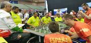 مسابقات جهانی ۲۰۱۹ معلولین | اسپانیا؛ یک مدال نقره و یک برنز برای ایران