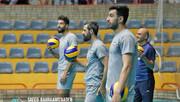 فهرست تیم ملی والیبال برای مرحله نهایی لیگ ملتها مشخص شد