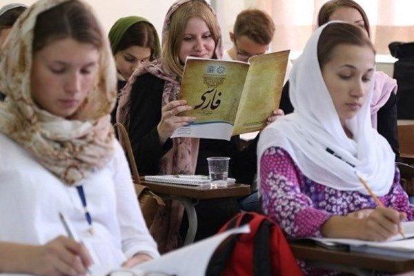 بخشی از اعتبارات کرسیهای زبان فارسی خارج از کشور توسط ايران پرداخت ميشود